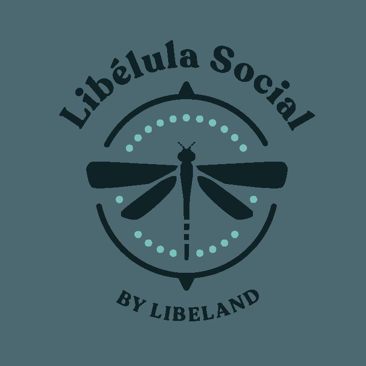 logo - LibelulaSocial-circular